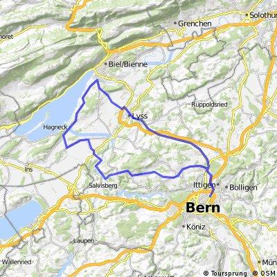 Tour Port Frienisberg