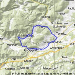 Pottschach, Prigglitz, Gloggnitz, Pottschach
