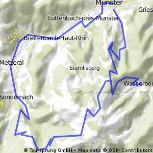 route 1 ballon
