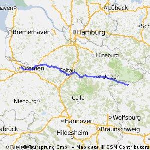 Salzedel - Bremen