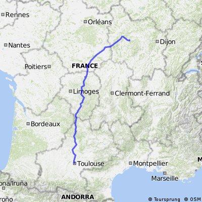 Breugny Toulouse pa vassivière