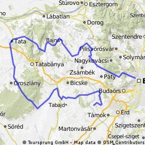 Gerecse-Vértes-Pusztazámor