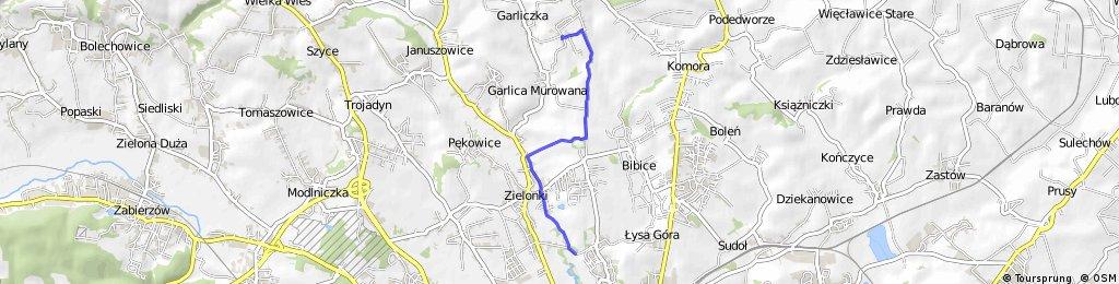 Wola Zachariaszowska - Witkowice