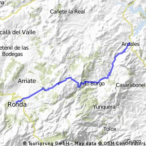 Ardales to Ronda [Day 4]