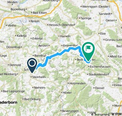 6. Nelkentour Blomberg - Wallensen