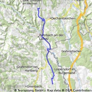 Oberlungitz - Burgfeld