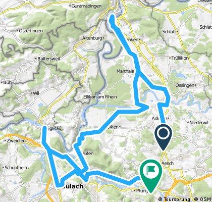 Neftenbach, Rheinfall, Neftenbach
