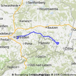 Lausitz, Spitzberg