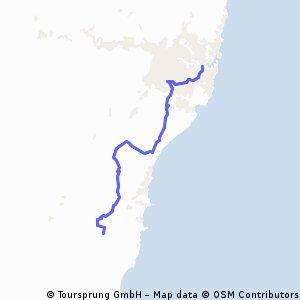 Sydney - Robertson