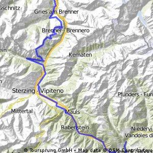 Brenner Grenzkammstaße