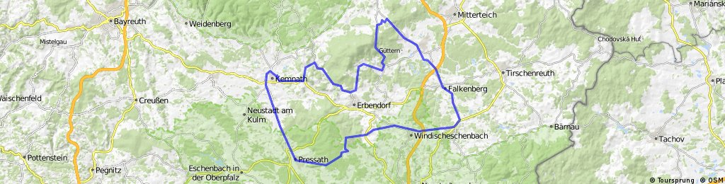 Steinwaldrunde
