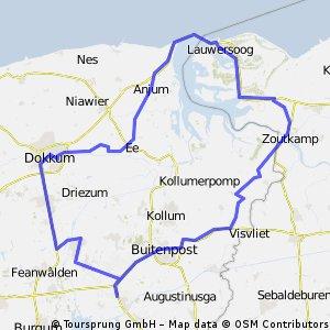 Rondje Lauwersoog