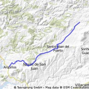 ETAPA 5: Montizón - Arquillos