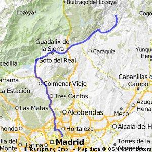 Madrid Tortuero por Soto