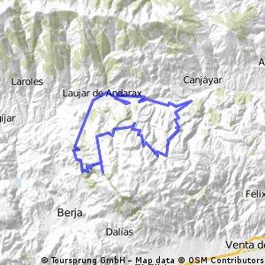 Ruta Castala Barjali