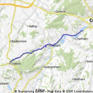 Chilham Castle Duathlon - Sprint