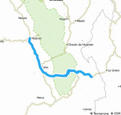 6. Parque Nacional Huascaran
