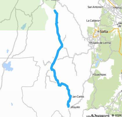 1. Valles Calchaquies
