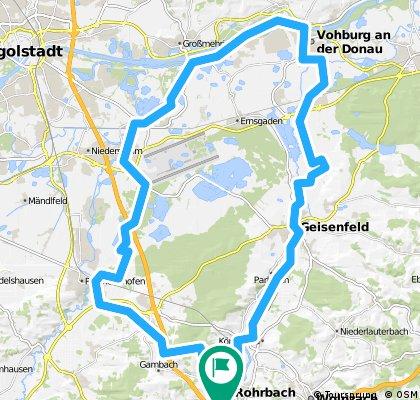 RadTour 1: Keltentour