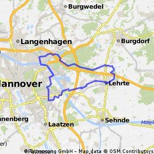 Aligse-Lehrte-Ahlten-Anderten