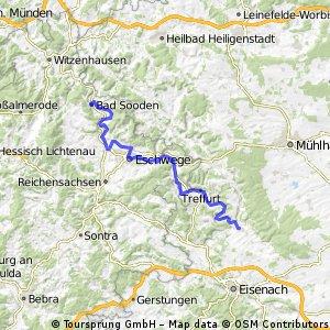 8.Step Tour Eisener Vorhang