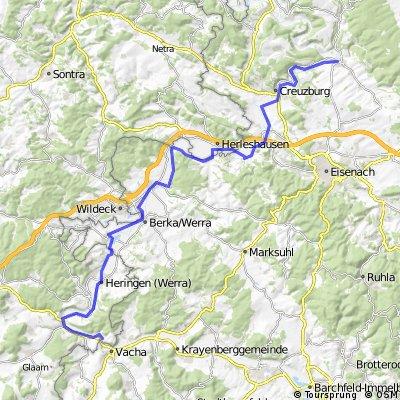 9.Step Tour Eiserner Vorhang
