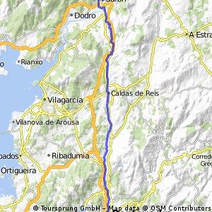 Camino Santiago 2014