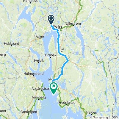 7. Etappe (Bogstad Camping - Larkollen) 98