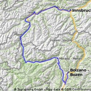 Innsbruck-Botzen