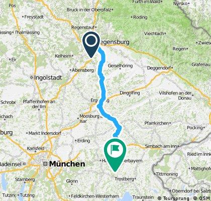 2.1 Regensburg - Waldwinkel