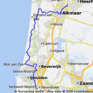 Haarlem naar St,Pancras
