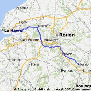 Vernon-Le Havre
