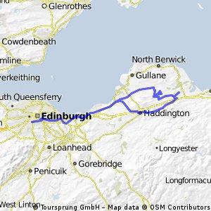 Edinuburgh - East Linton