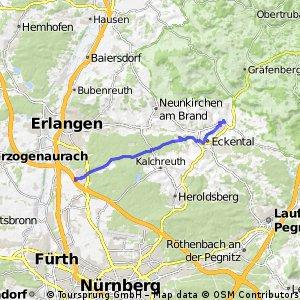 Frohnhof - Tennenlohe