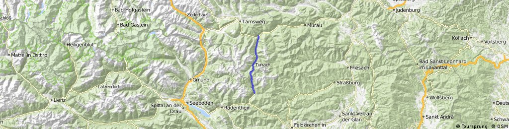 p18 Turracher Höhe Pass