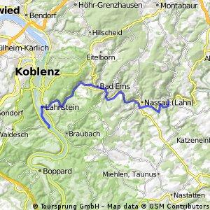 Rhens / Lahnstein Lahn / Obernhof
