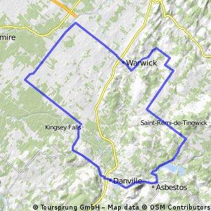 Tour Du Président 2014 80km