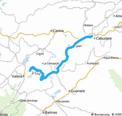 3.Trujillo - Barquismeto km 218,7