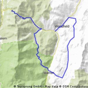 Mad River Valley Perimeter Loop