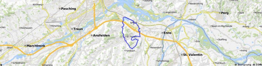 Asten-Oberweidham-St.Florian-Asten