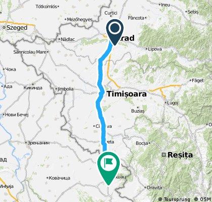 Wyjazd na Bałkany - dzień piąty