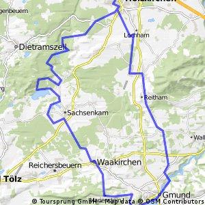 Holzkirchner Tegernsee-Fahrt