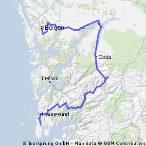 BikeTrip Norway