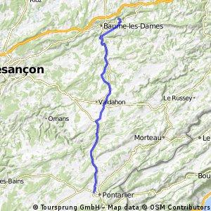 Etappe 5 Hochheim-Nizza