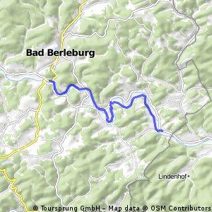 Raumland nach Beddelhausen