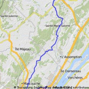 Charlemagne - Joliette