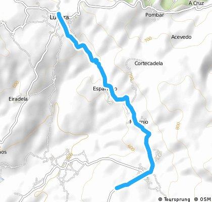 20ª Eta Sto Estevo de Luintra 7 km