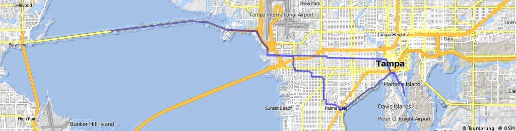 Tampa Ride 2 - CCC Bridge