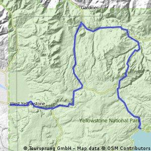6. Yellowstone