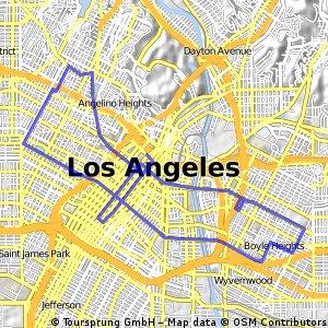 Global Solidarity Ride - LA